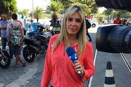 Repórter foi hostilizada em posto de gasolina