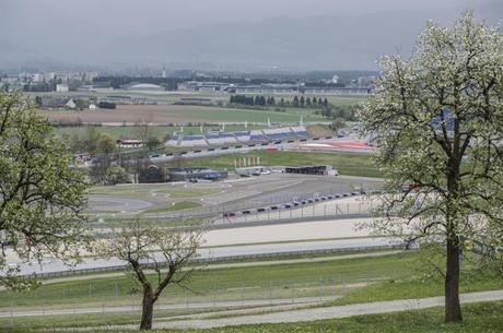Circuito austríaco fica na cidade de Spielberg
