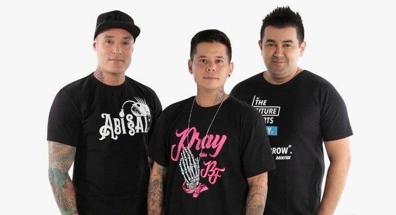 Com 20 anos de carreira, a banda de forró Circuladô de Fulô canta seus maiores sucessos no Trilha de Sexta