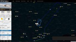 Avião que seguia para Paris faz pouso de emergência em Guarulhos ()