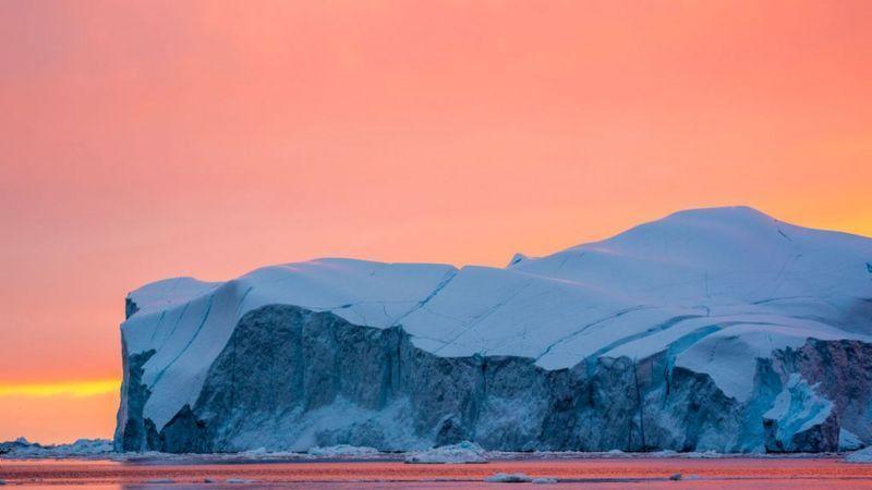 Aquecimento continua a impulsionar o derretimento do gelo em muitas partes do mundo