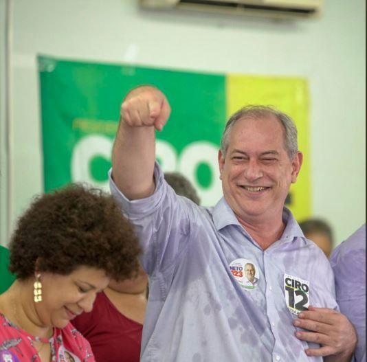 8eae445f8 Ciro diz que aceitaria apoio de Alckmin ainda no primeiro turno