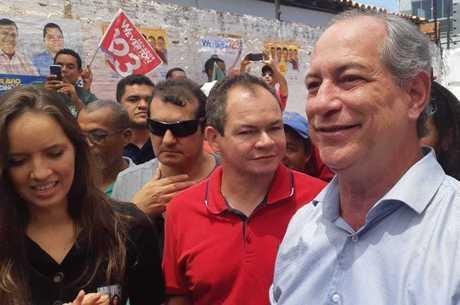 Ciro Gomes fará caminhada pelo Rio de Janeiro
