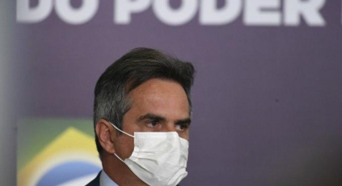 O senador Ciro Nogueira que deve assumir o Ministério da Casa Civil