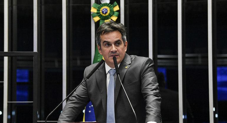 Ciro Nogueira na Casa Civil: partilha real de poder com o Centrão.