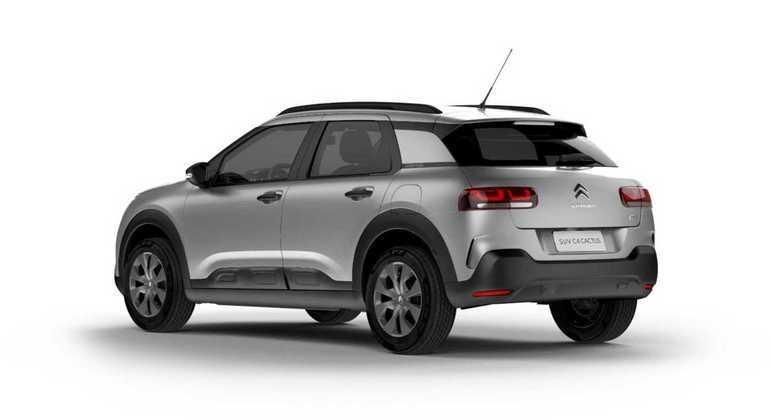 O SUV ainda possui piloto automático com regulador e limitador de velocidade, módulos em LED, entre outros
