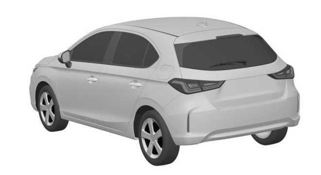 Honda City hatch deve estrear no Brasil para disputar com Polo, HB20, Yaris hatch e Argo