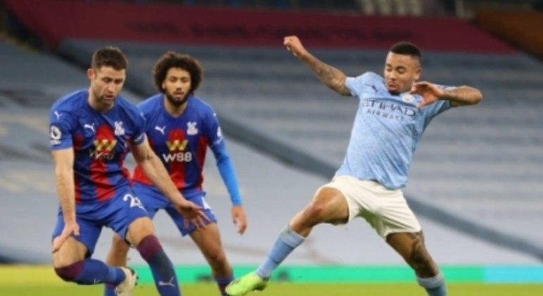 City não deu espaço para o Palace na partida de domingo