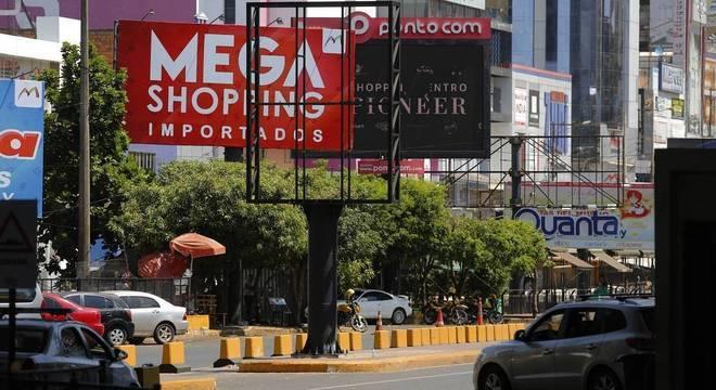 Departamento onde fica Ciudad del Este é um dos mais afetados pela covid-19