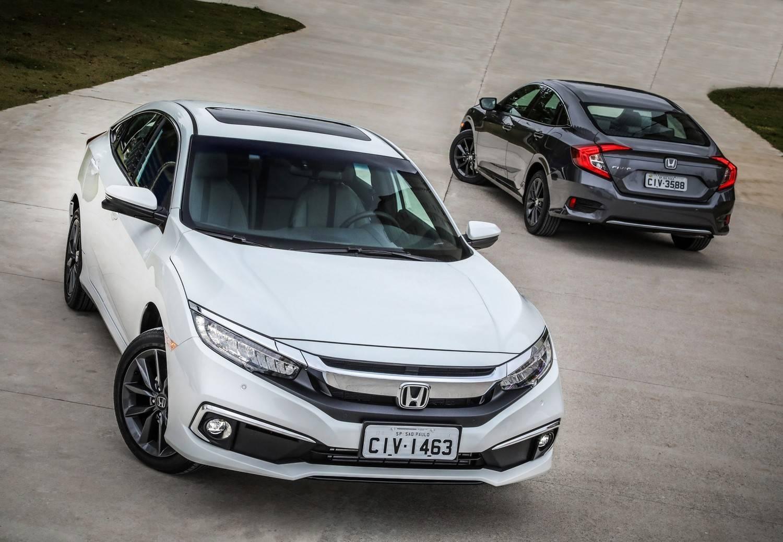 Honda Civic 2020 Fica Mais Parecido Com Versao Dos Eua Prisma R7 Autos Carros