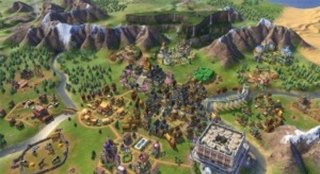 Civilization VI fica gratuito na Epic Games Store