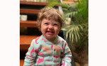 Já em outra imagem, a apresentadora postou: 'Amo como se fosse minha filha'Veja também:Alerta fofura! Sabrina Sato mostra como malhar com a filha Zoe