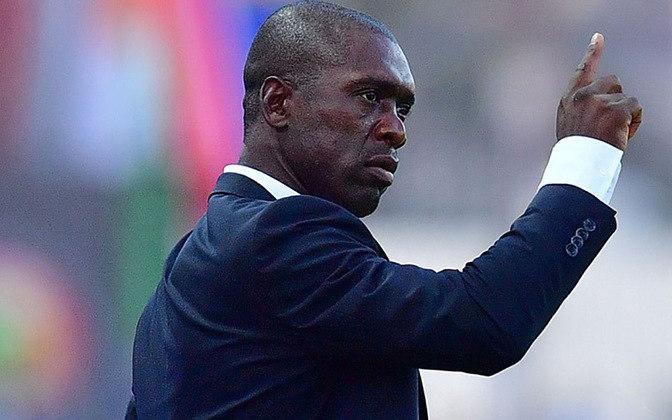 Clarence Seedorf – holandês – 45 anos – último clube que treinou: seleção de Camarões