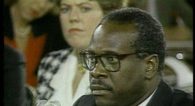 Clarence Thomas foi o segundo negro indicado à Suprema Corte dos EUA