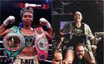 Medalha de ouro nos Jogos Olímpicos de Londres/2012 e do Rio/2016, Claressa Shields sonha com uma carreira no MMA. A boxeadora demonstrou sua vontade de se tornar campeã nas artes mistas e de enfrentar a melhor lutadora do UFC, a brasileira Amanda Nunes