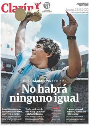 Clarín - Argentina