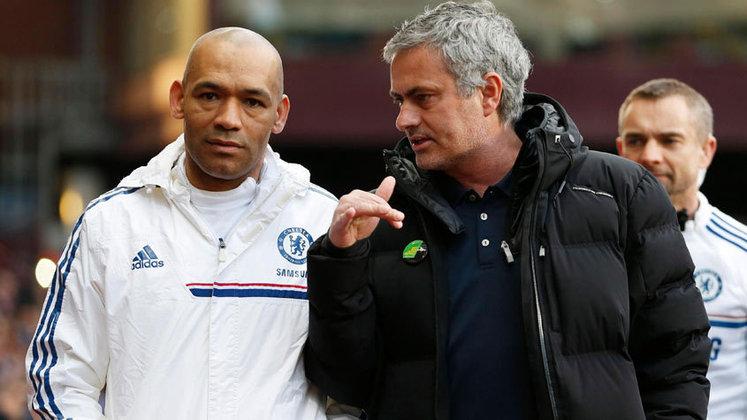 Claro que a decisão passa pelo treinador Mourinho. Mas algumas posições parecem definidas.