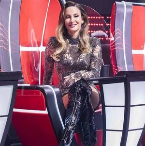 "Cláudia Leitte no ""The Voice +"""