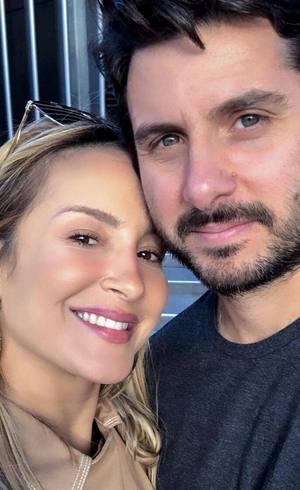 Claudia e Márcio Pedreira