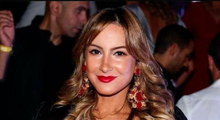 Claudia Leitte - cantora brasileira