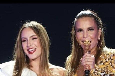 Claudinha usou perfil de Ivete para divulgar single