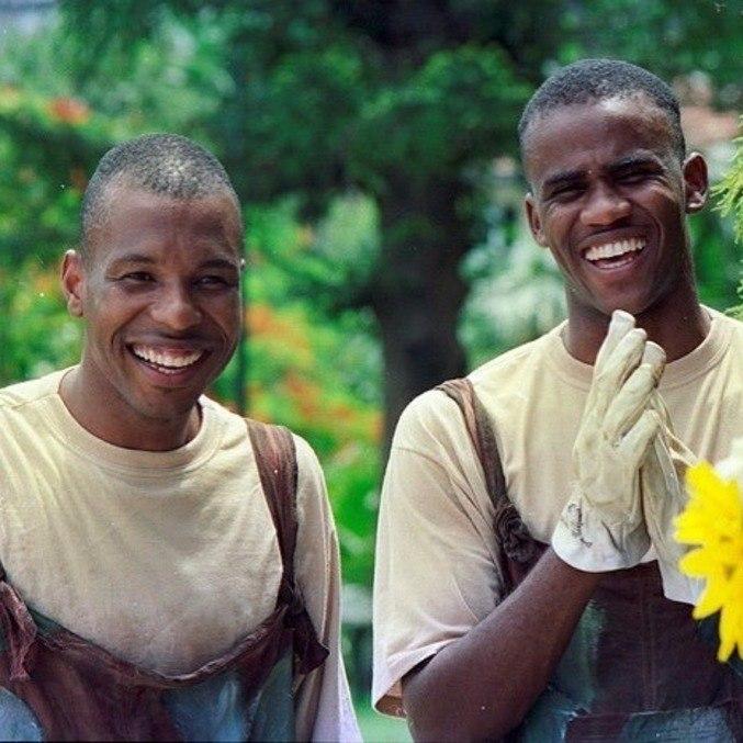 Claudinho e Buchecha formavam uma dupla de sucesso no início dos anos 2000