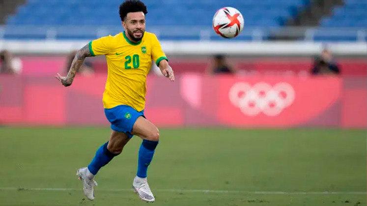 CLAUDINHO - Embora tenha oscilado na Olimpíada, foi decisivo ao fazer jogada do primeiro gol. O recém-contratado meia do Zenit foi bastante elogiado por Tite neste ano.