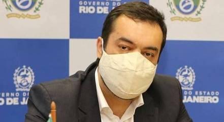 Governador do Rio de Janeiro,  Claudio Castro