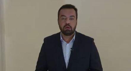Cláudio Castro, governador do Rio de Janeiro