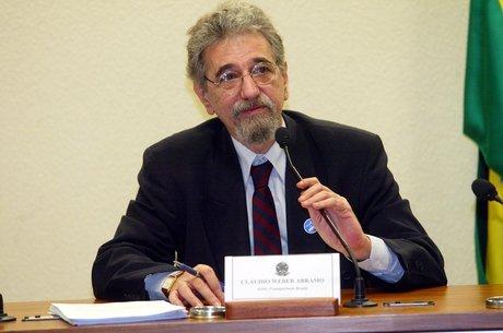 Cláudio Weber Abramo morreu aos 72 anos