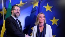 União Europeia mostra desinteresse por acordo com o Mercosul