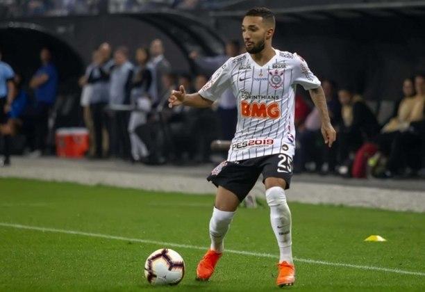 Clayson - deu duas assistências para Jô em 2017 - atualmente defende o Bahia