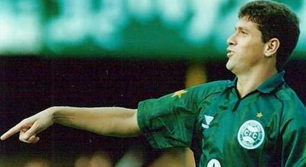 Cleber Arado conquistou Paranaense de 1999