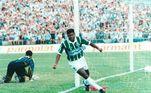 Cleber, Cleber Palmeiras