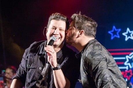 Cleber e Cauan cantam juntos desde 2010