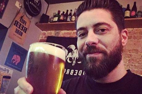 Cleiton não dispensa uma cervejinha diária