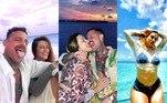 Cleo Pires é só amor em viagem luxuosa com marido às MaldivasLeia mais