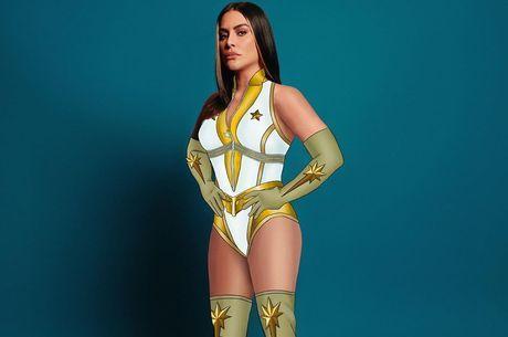Cleo Pires como Luz-Estrela