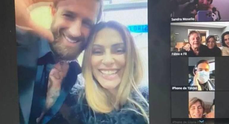 Cleo Pires e Leandro D'Lucca estão juntos desde dezembro de 2020