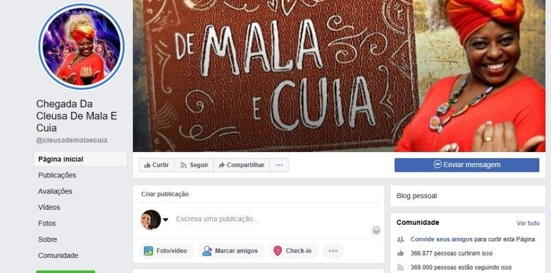 Foi criado evento no Facebook  para acompanhar a 'volta' de Cleusa para a casa do ex