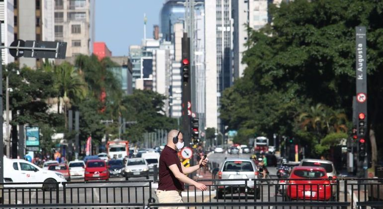 Temperatura máxima deverá ser de 26ºC na capital paulista nesta sexta (4)