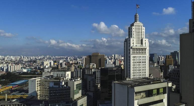 Cidade de São Paulo deve atingir temperatura máxima de 27º nesta quarta (5)