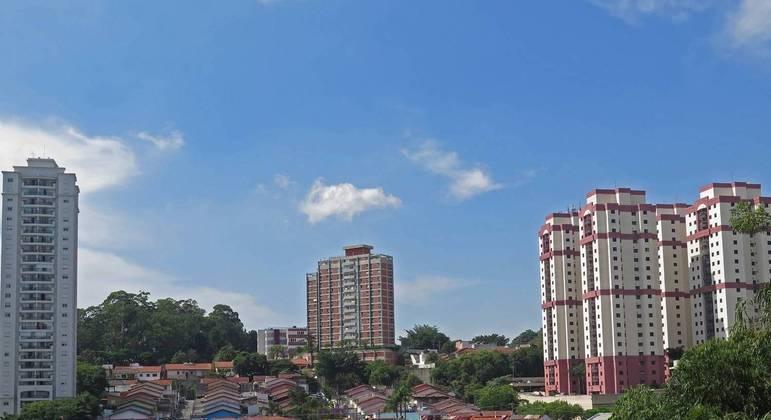 Tempo firme predomina neste domingo (11) na cidade de São Paulo