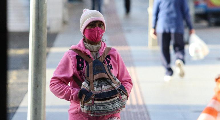 Temperatura mínima na madrugada pode chegar aos 12ºC na capital nesta sexta (14)