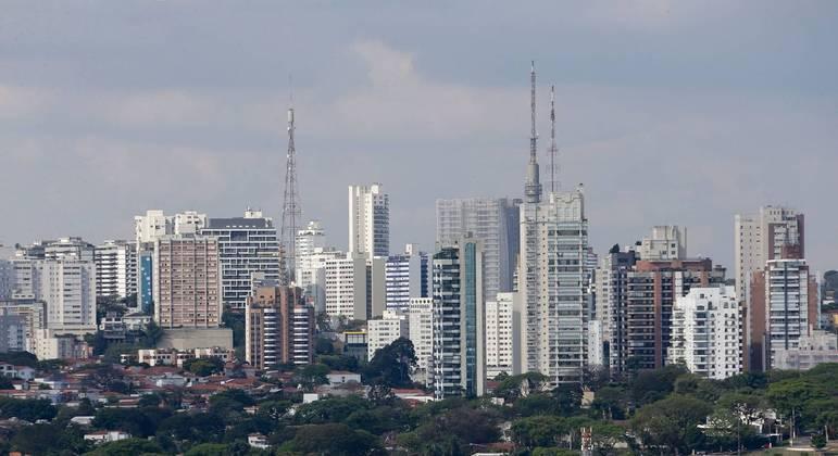 Temperatura máxima deve chegar aos 28ºC na cidade de São Paulo nesta sexta (21)