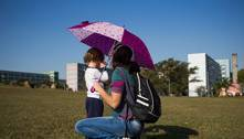 Sem previsão de chuva, SP tem tempo quente neste sábado (21)