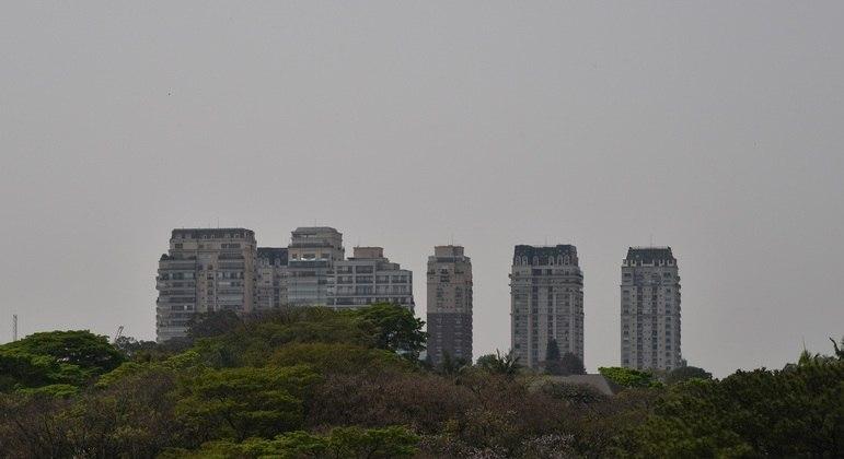 Temperatura máxima não deve ultrapassar os 33ºC nesta quinta (26) em São Paulo