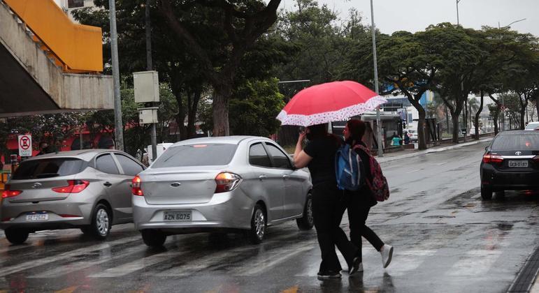 Temperaturas voltam a cair em São Paulo nesta quarta-feira (28)