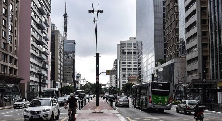Temperatura em São Paulo terá máxima de 23ºC nesta sexta (30)