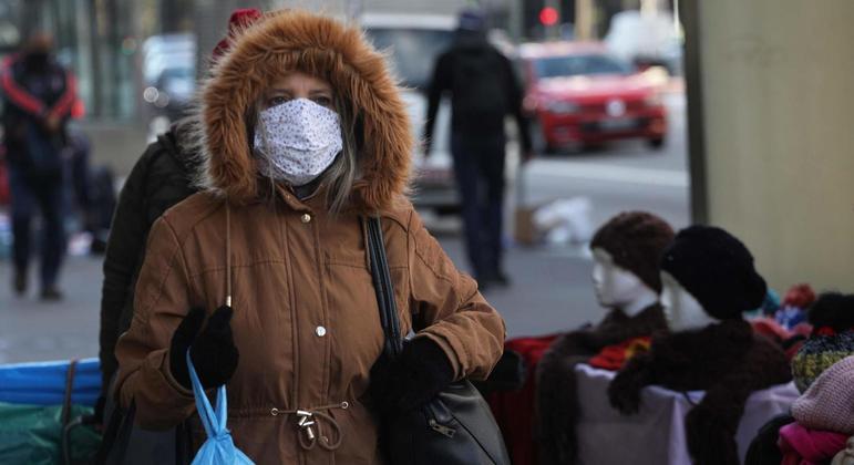 Madrugadas devem continuar geladas em São Paulo ao longo da semana